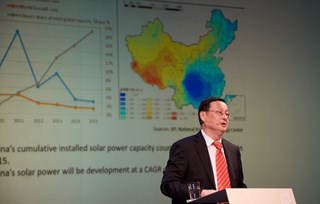 Global Outlook 2016 - Chen Xi